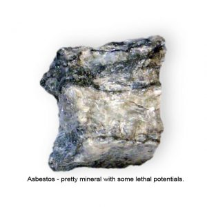 Asbestos for a Prescott Home Inspection